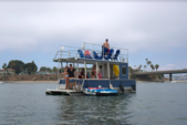 30 ft. Other Double Decker Pontoon Pontoon Boat Rental San Diego Image 11