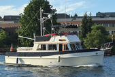 42 ft. Grand Banks Yacht 42 Motor Yacht Boat Rental Seattle-Puget Sound Image 1
