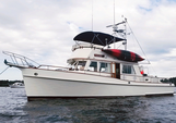42 ft. Grand Banks Yacht 42 Motor Yacht Boat Rental Seattle-Puget Sound Image 4
