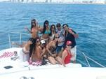 51 ft. Sealine Boats T-51 Flybridge Boat Rental Miami Image 3
