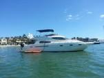 51 ft. Sealine Boats T-51 Flybridge Boat Rental Miami Image 3