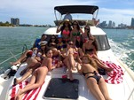 51 ft. Sealine Boats T-51 Flybridge Boat Rental Miami Image 4