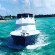 61 ft. Hatteras Yachts 60 Convertible Offshore Sport Fishing Boat Rental Miami Image 6