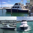 61 ft. Hatteras Yachts 60 Convertible Offshore Sport Fishing Boat Rental Miami Image 10