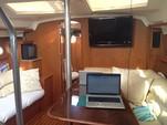 44 ft. Hunter Passage 450 46' Sloop Boat Rental New York Image 12