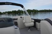 21 ft. Sylvan Marine 8520 Mirage Fish-n-Cruise Pontoon Boat Rental Palm Bay Image 3