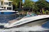 19 ft. Rinker Boats 196 Captiva Bowrider Bow Rider Boat Rental Miami Image 3