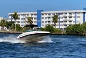 19 ft. Rinker Boats 196 Captiva Bowrider Bow Rider Boat Rental Miami Image 4
