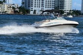 19 ft. Rinker Boats 196 Captiva Bowrider Bow Rider Boat Rental Miami Image 5