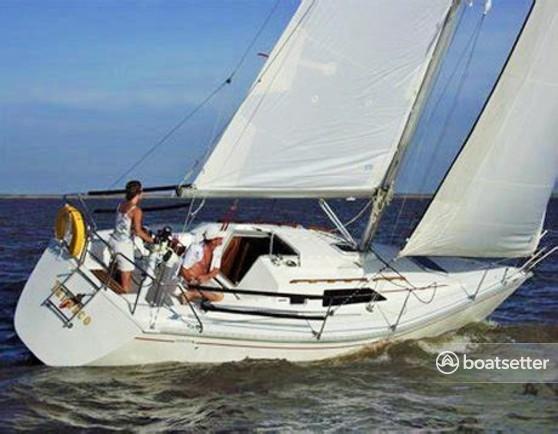 Rent a Hunter cruiser racer in North Palm Beach, FL near me