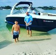 29 ft. Regal 27 RX FasDeck Volvo Bow Rider Boat Rental Alabama GC Image 7