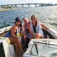 29 ft. Regal 27 RX FasDeck Volvo Bow Rider Boat Rental Alabama GC Image 19