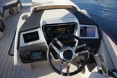 27 ft. Harris FloteBote 250 Crowne Triple Tube w/250 Verado Pontoon Boat Rental Chicago Image 1