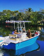 19 ft. Palm Beach by Marine Mfg. Whitecap 187 CC Center Console Boat Rental Miami Image 7