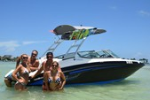 19 ft. Yamaha AR 190 Bow Rider Boat Rental Orlando-Lakeland Image 1