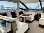 57 ft. Sunseeker Manhattan  Cruiser Boat Rental Chicago Image 3