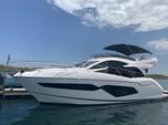 57 ft. Sunseeker Manhattan  Cruiser Boat Rental Chicago Image 5