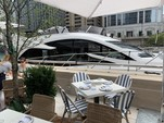 57 ft. Sunseeker Manhattan  Cruiser Boat Rental Chicago Image 9