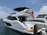 57 ft. Sunseeker Manhattan  Cruiser Boat Rental Chicago Image 10
