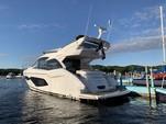 57 ft. Sunseeker Manhattan  Cruiser Boat Rental Chicago Image 14