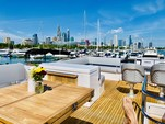 57 ft. Sunseeker Manhattan  Cruiser Boat Rental Chicago Image 15