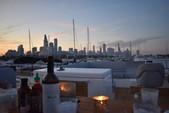 57 ft. Sunseeker Manhattan  Cruiser Boat Rental Chicago Image 17