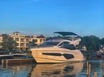 57 ft. Sunseeker Manhattan  Cruiser Boat Rental Chicago Image 22