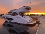 57 ft. Sunseeker Manhattan  Cruiser Boat Rental Chicago Image 26