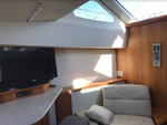 35 ft. Silverton Marine 330 Sport Bridge Motor Yacht Boat Rental Chicago Image 4