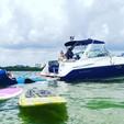 36 ft. Monterey Boats 340 Cruiser Cruiser Boat Rental Miami Image 168