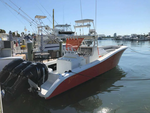 37 ft. Yellowfin Yachts 36 Offshore w/2-300 Verado  Center Console Boat Rental Tampa Image 13