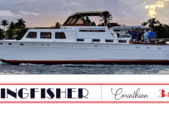 51 ft. Huckins 51 Motor Yacht Boat Rental West Palm Beach  Image 8