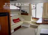 37 ft. Carver Yachts 350 Mariner Cruiser Boat Rental Chicago Image 2