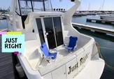 37 ft. Carver Yachts 350 Mariner Cruiser Boat Rental Chicago Image 3
