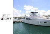37 ft. Carver Yachts 350 Mariner Cruiser Boat Rental Chicago Image 4
