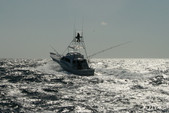 45 ft. Hatteras Yachts 45 Motor Yacht Boat Rental Miami Image 3