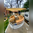24 ft. Playbuoy Boats 2527 Marquis Pontoon Boat Rental Washington DC Image 1