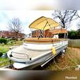 24 ft. Playbuoy Boats 2527 Marquis Pontoon Boat Rental Washington DC Image 7