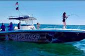 38 ft. Fountain Powerboats 38 Sportfish Luxury Ed. w/3-300 Verado Center Console Boat Rental The Keys Image 4
