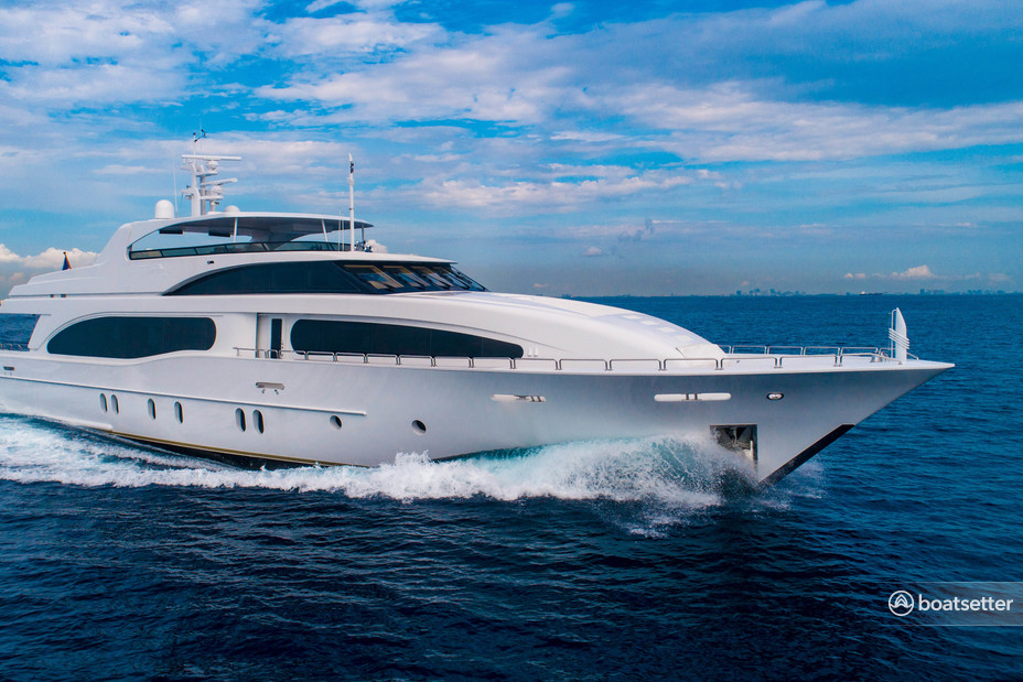 Rent a BROWARD motor yacht in West Palm Beach, FL near me