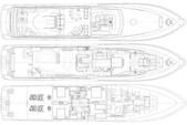 124 ft. BROWARD MOTORYACHT Motor Yacht Boat Rental West Palm Beach  Image 36