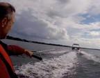 19 ft. Yamaha AR192  Bow Rider Boat Rental Orlando-Lakeland Image 4