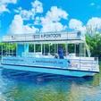 31 ft. Custom Aluminum Pontoon 31´ Pontoon Boat Rental Miami Image 3