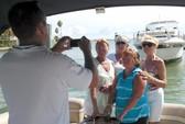 24 ft. Crest Pontoons 230 Crest Classic SL Pontoon Boat Rental Tampa Image 1