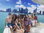 33 ft. Century Boats 3200 CC w/2-F350XCA Center Console Boat Rental Miami Image 4