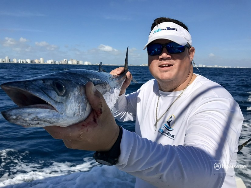 Rent a Angler Boats center console in Fort Lauderdale, FL near me