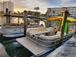24 ft. Other 2486 Pontoon Boat Pontoon Boat Rental Miami Image 24