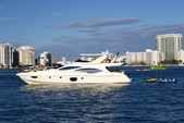 68 ft. Azimut Yachts 68 Plus Cruiser Boat Rental Miami Image 4