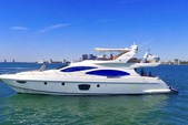 68 ft. Azimut Yachts 68 Plus Cruiser Boat Rental Miami Image 6