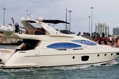 68 ft. Azimut Yachts 68 Plus Cruiser Boat Rental Miami Image 7